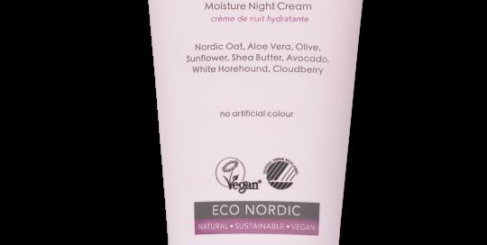 lykkegaard care revitalizing moisture night cream